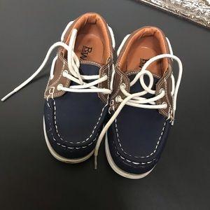RW boat shoes